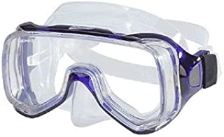 Genesis Islander Silicone Comfortable Mask with Side Vision Scuba Dive Diving Diver Snorkel Snorkeling