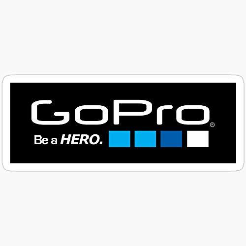 Deangelo Go Pro Stickers (3 Pcs/Pack)