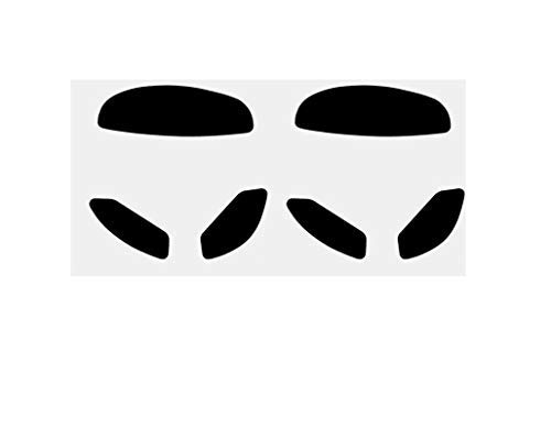 Mouse Skates/Mouse Feet Pads for Steelseries Rival 310 (2 Sets of Replacement mice feet)