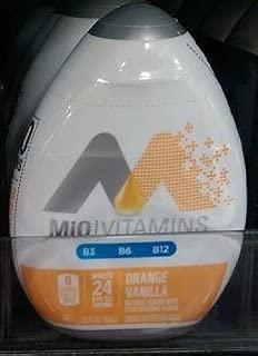 Mio vitamin orange vanilla 1.62 fl. oz