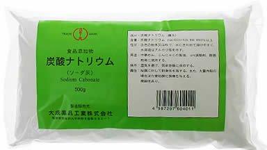 大成薬品 炭酸ナトリウム 500g