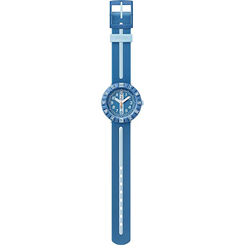 Flik Flak Jungen Analog Quarz Uhr mit Plastik Armband FCSP066
