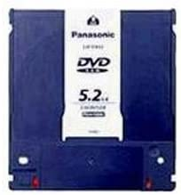 Year-end gift Panasonic 5.2GB Double-Sided DVD At the price RAM Man by Type-1 Discontinued