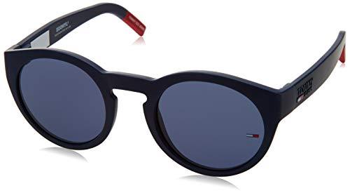 Tommy Hilfiger TJ 0003/S gafas de sol, MTT AZUL, 49 Unisex Adulto
