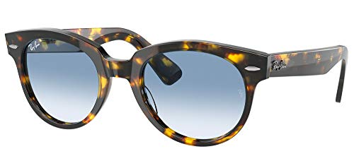 Ray-Ban Gafas de Sol ORION RB 2199 Yellow Havana/Blue Shaded 52/22/145 unisex