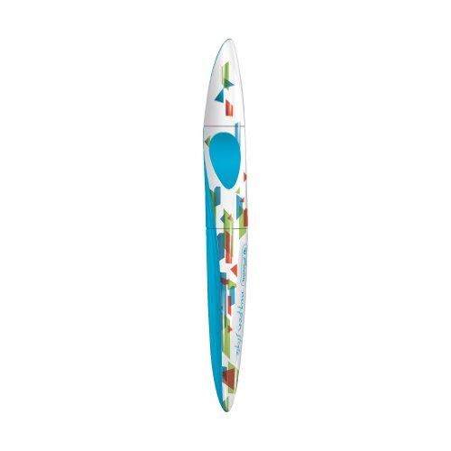 Herlitz 11369840 Tintenroller my.pen style Fashion, ocean blue