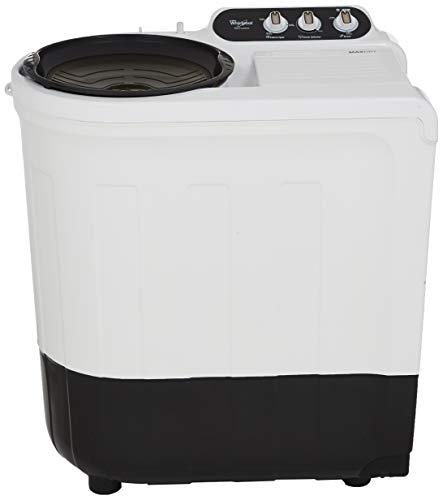 Whirlpool Ace 7.2 Supreme Semi-automatic Top-loading Washing Machine (ACE SUPREME 7.2, Grey, Ace Wash Station)