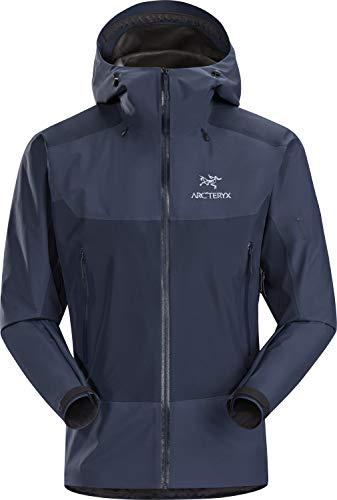 Arcteryx M Beta SL Hybrid Jacket Blau, Herren Gore-Tex Regenjacke, Größe XXL - Farbe Exosphere