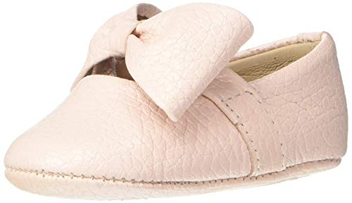 Elephantito Baby Boys European Crib Shoe, White, 1 Infant