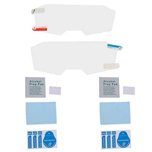 Qiman 2 Set Cluster Scratch Cluster Displayschutzfolie Für Yamaha MT07 MT 07 MT-07 FZ07 FZ 07 FZ-07