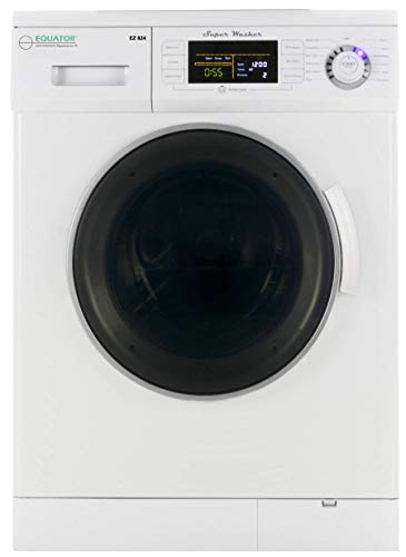 Equator 1.6 cu.ft. Compact Washer with Winterize in White