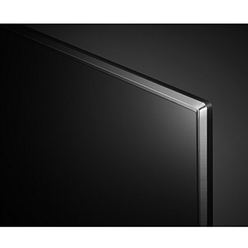 『LG 55V型 液晶 テレビ 55UJ6100 4K 外付けHDD裏番組録画対応 2017年モデル』のトップ画像