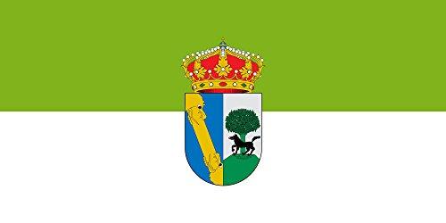 magFlags Bandera Large Paño Rectangular | Bandera Paisaje | 1.35m² | 80x160cm