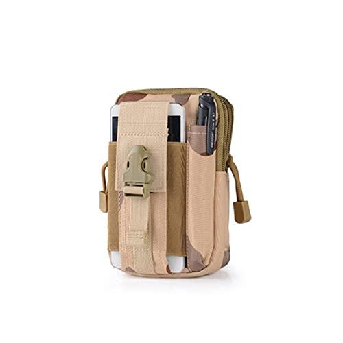 NC Waist Bag - Bolsa táctica para actividades al aire libre, ajustable, ideal para viajes, Leisure, Running, Hiking y Cycling