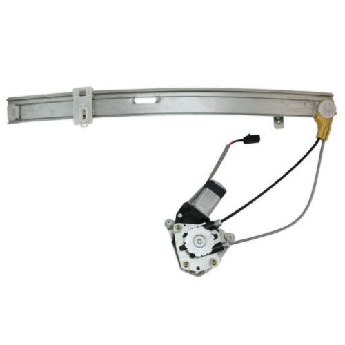 SUNROAD Power Window Lift Regulator & Motor Rear Right Passenger Side Replacement for 2002 2003 2004 2005 Jeep Liberty