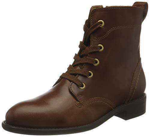 GANT FOOTWEAR Damen Ainsley Mode-Stiefel, Cognac, 39 EU