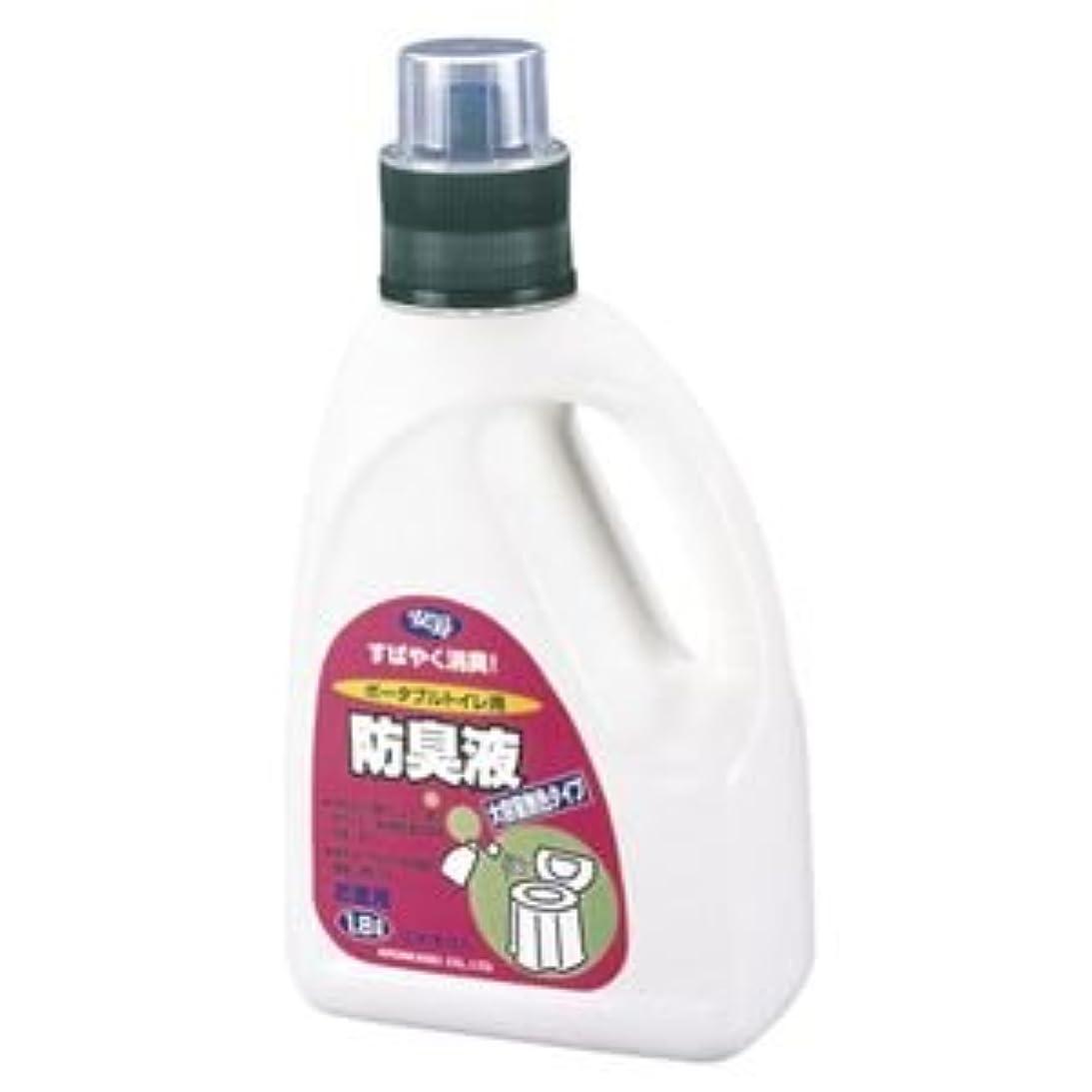 サイレン申し込むイースターアロン化成 ポータブルトイレ用防臭液 大容量無色 ds-1915713