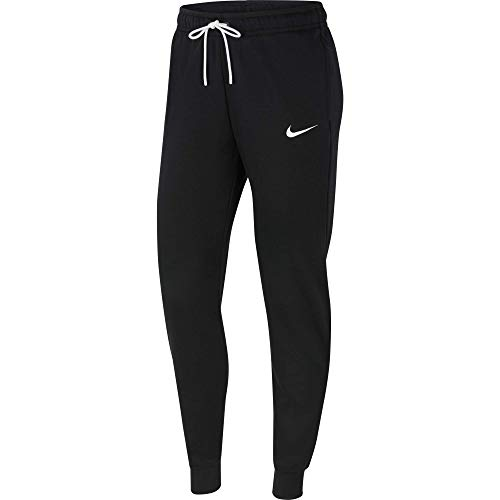 Nike Damen Women's Team Club 20 Pant Trainingshose, Schwarz/Weiß/Weiß, CW6961, M