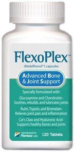 FLEXOPLEX JOINT RELIEF SUPPLEMENT JOINT PAIN RELIEF FORMULA 120 TABLETS