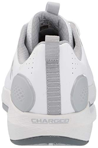 Under Armour mens Charged Commit 3 Cross Trainer, White (103 White, 10.5 US Kansas