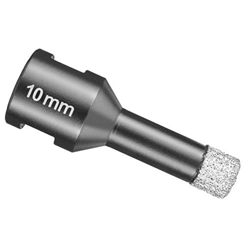 Curroxer Diamond Core Drill Bits, Tile Drill Bit for Faucet Wet Drilling Tool Ceramic, For Porcelain Granite Tile Glass Marble 6-14mm