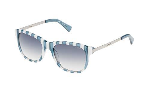 Sting Damen SS6547530NVC Sonnenbrille, Weiß (Blanco), 53.0