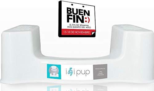 Isipup Banco Para Baño Auxiliar en el tratamiento y prevención de Hemorroides, Estreñimiento, Colitis