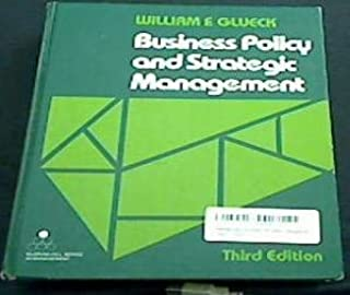 Best glueck strategic management Reviews