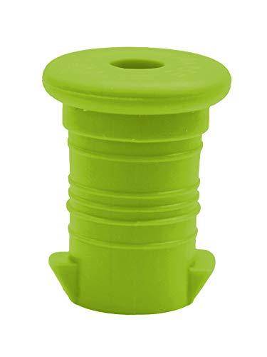 Ersatzverschluss / Stöpsel für ISYbe Trinkflasche, froschgrün