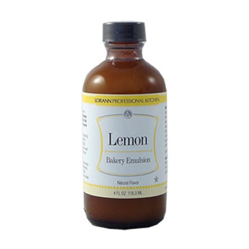 LorAnn Natural Lemon Baking Emulsion 16oz