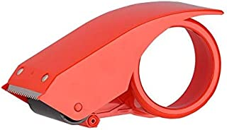 DELI 801 PACKING TAPE DISPENSER FOR TAPE SIZE 48MM X 150Y RED