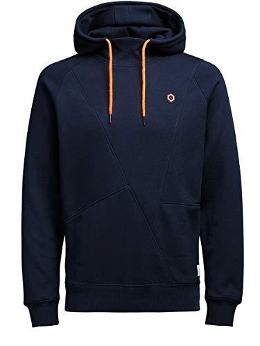 JACK & JONES Male Sweatshirt Detaillierter LNavy Blazer