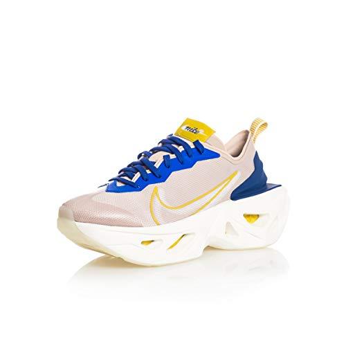 Nike W Zoom X Vista Grind, Zapatillas para Correr Mujer, Fossil Stone Sail Hyper Blue, 40 EU