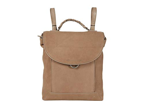 Lucky Brand womens Vala Backpack, Cinder, Large US