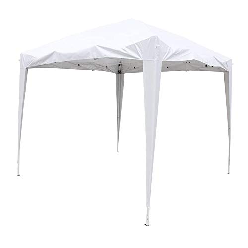 Greenbay 2.5x2.5m Pop Up Gazebo Top Cover Replacement Only Canopy Roof Covers White