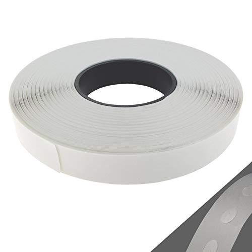 Klebedots 5000 Stück auf Rolle, Ø ca. 9 mm verschiedene Klebestärken, doppelseitige Klebepunkte/mittel haftend, ablösbar