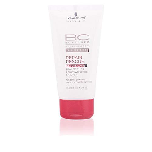 Schwarzkopf, Professional, BC, Repair Rescue, Sealed Ends, Creme-Serum für die Haarspitzen, 75 ml