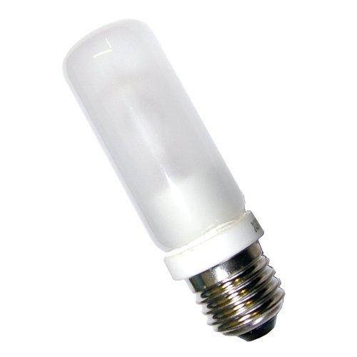 Preisvergleich Produktbild Halogen Leuchtmittel Röhre E27 MATT Glühbirne warmweiß 2700K dimmbar (matt,  250 Watt)