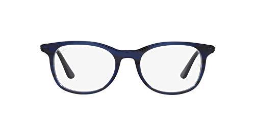 Ray-Ban 0RX5356 Gafas, Striped Blue, 54 Unisex Adulto