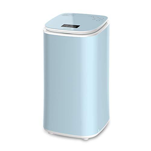 CXLO elektrischer Wäschetrockner 820W große Kapazität 47.5L,Zylindrischer Minitrockner,Doppelte Sterilisation,Sterilisation von Babykleidung,Mit Aromatherapie-Box