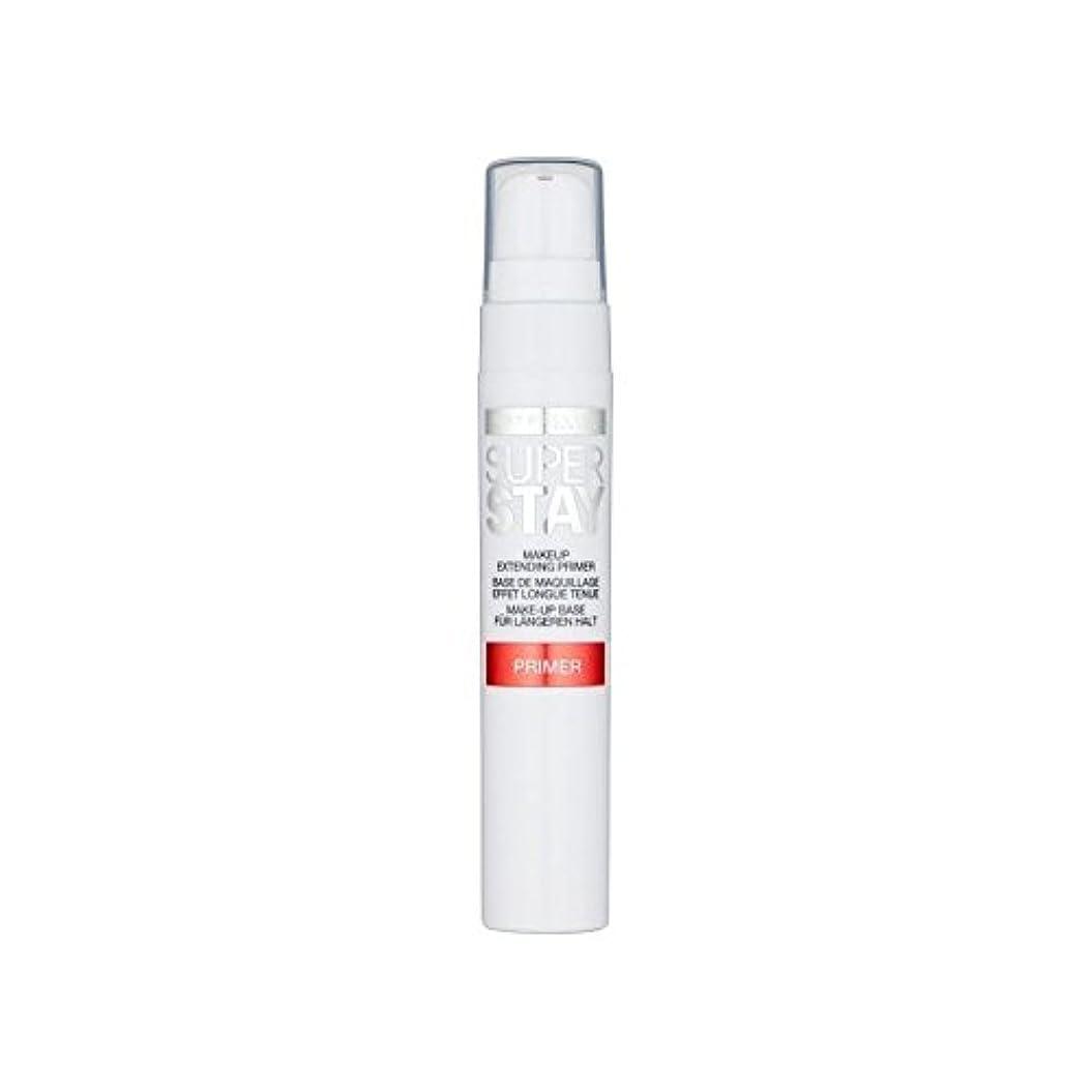 力ヶ月目贅沢Maybelline Face Superstay 24H Primer - メイベリン顔 24とプライマー [並行輸入品]