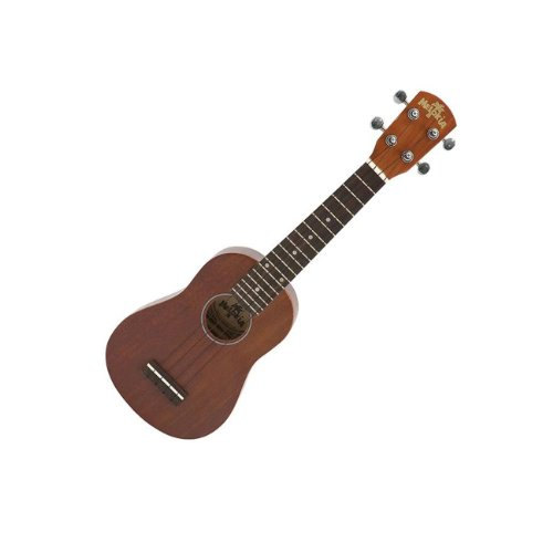 Melokia UK13E Electric Ukulele, Natural