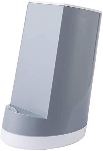 ZCY Soporte para Tabla de Cortar de Cocina de 8 Ranuras Soporte para Cuchillos Soporte de Almacenamiento Organizador de Estante, Tabla de Cortar Original, Ranuras para Jugo, Tablas más Grandes y
