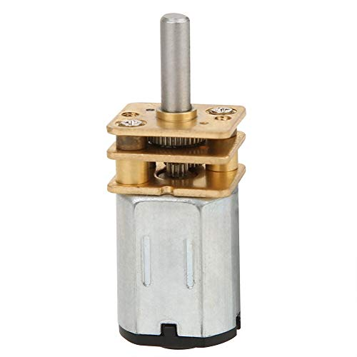 Accesorios para herramientas eléctricas de bajo ruido Estructura totalmente metálica DC6V para máquina de corte para máquinas de grabado para máquina pulidora(300RPM)