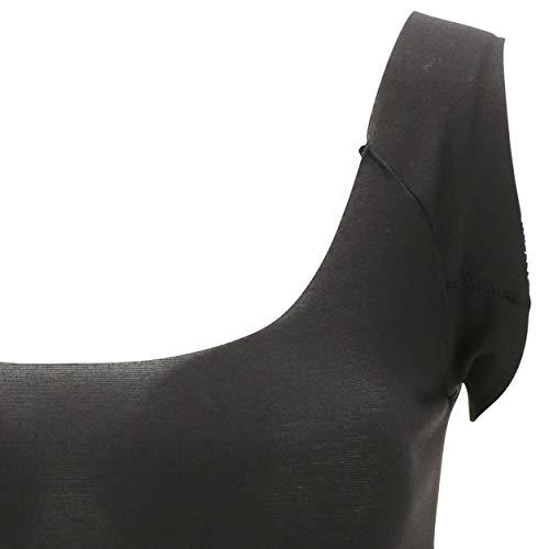 [トリンプ]インナーシームレスインナーTR5040袖なしトップ2レディース101944920004(ブラック)日本L(日本サイズL相当)
