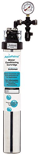 Scotsman AP1-P AquaPatrol Plus Single Water Filtration System for Ice Makers and Beverage Equipment, NSF