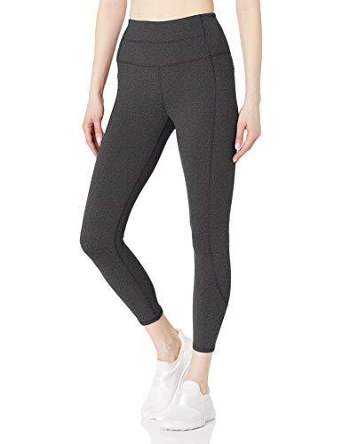 Skechers Gowalk High Waisted 7/8 Legging Leggings, Gris, XXXL para Mujer