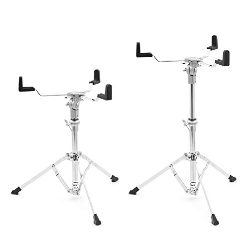 Tiger DHW105-WD Single Braced Junior Snare Drum Stand for 12 to 13 Inch Snare Drums