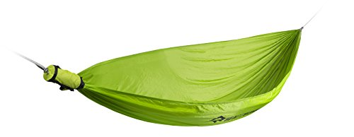 Sea to Summit Pro Hammock Single - Lime - For Travel & Camping - Lightweight & Compact, Lime Green
