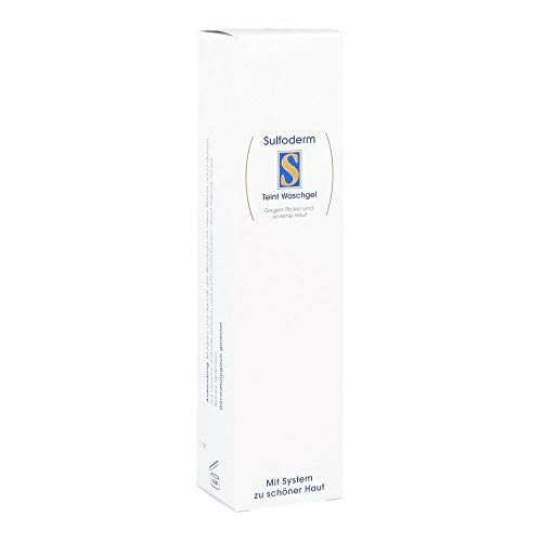 SULFODERM S Teint Waschgel 60 ml